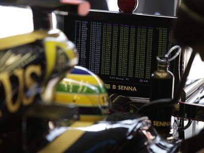 Хронометр: Гран-при Италии