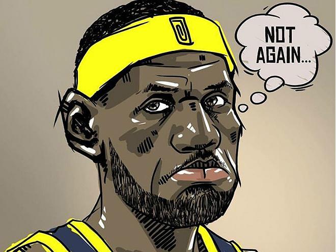 Леброн Джеймс вышел на третье место в плей-офф НБА по перехватам