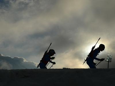 Репортаж из биатлонного Сочи