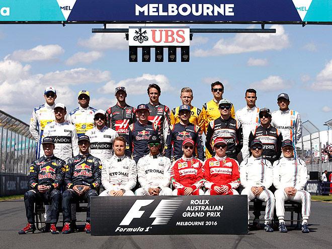 Оценки пилотам за Гран-при Австралии Формулы-1