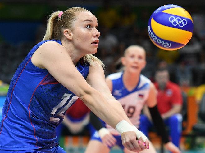 Рио-2016. Женский волейбол. Россия - Аргентина - 3