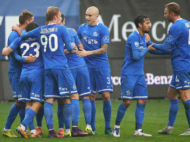 Столичное «Динамо» одержало еще одну победу вФНЛ, обыграв дома «Кубань»