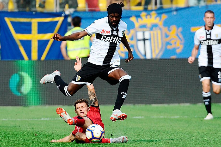 Жервиньо забил как Марадона. Вы это видели?