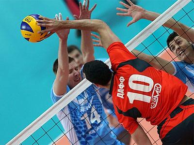 Сергей Цветнов – о мужских полуфинальных играх