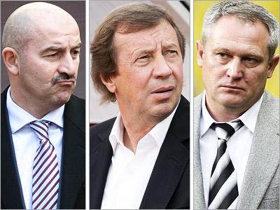 5 тренеров-кандидатов на смену Бердыеву в «Рубине»