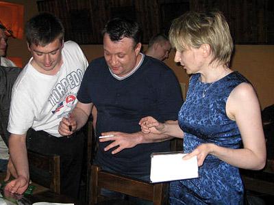 Встреча с читателями в Нижнем Новгороде
