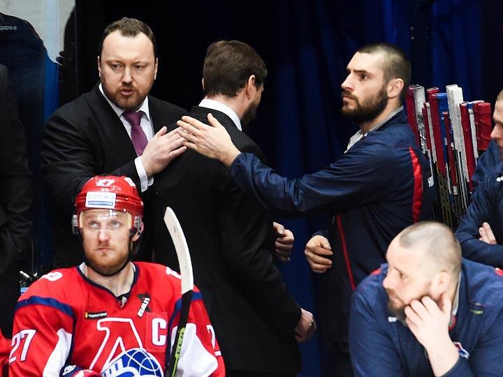 Удаление Алексея Кудашова