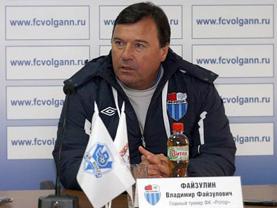 Владимир Файзулин: стараюсь не выпадать из ритма