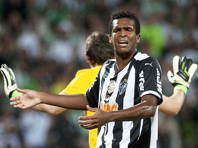 Жо не забивает в Бразилии почти год