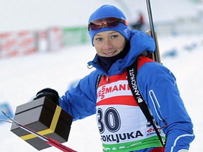 Зайцева вошла в квартет призёров