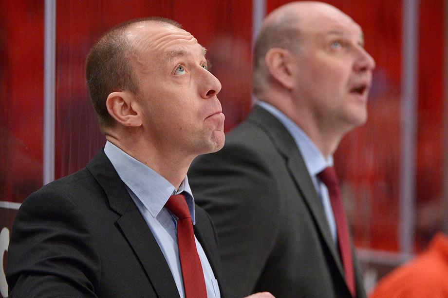 Андрей Скабелка и Александр Андриевский