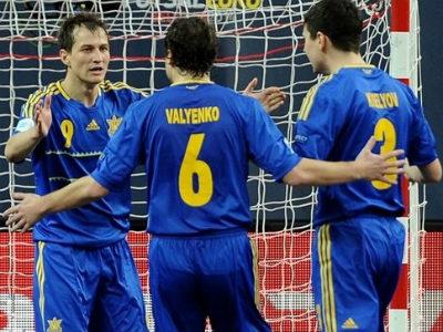 Украина – Румыния – 1:0