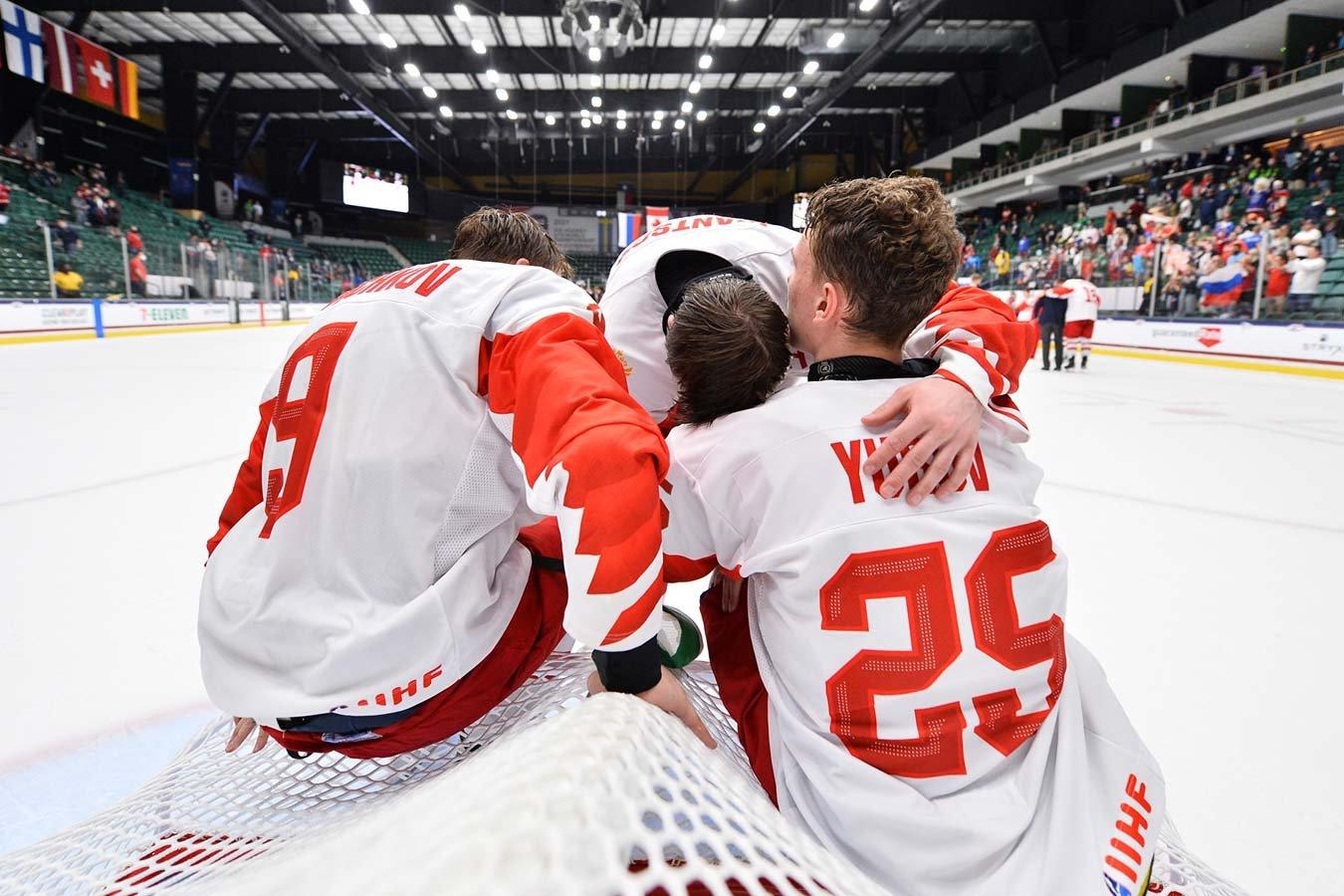 Что пишут в Канаде о победе в финале ЮЧМ-2021
