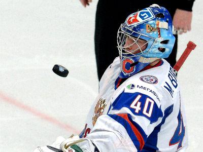 Михаил Бирюков – о своём дебюте на чемпионате мира в Швеции