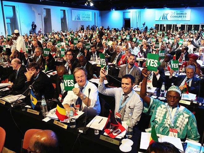 34-й конгресс ФИВБ