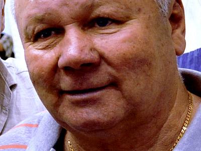 Анатолий Хомутов — ветеран ижевского хоккея