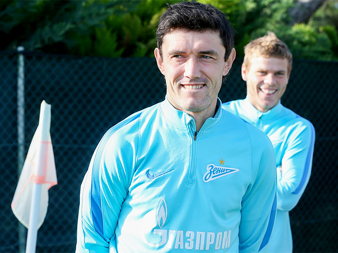 Юрий Жирков и Александр Кокорин