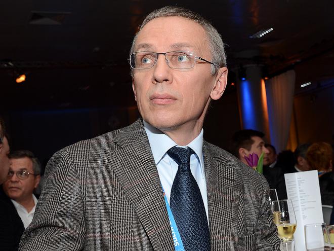 Ларионов – о сборной России и Овечкине