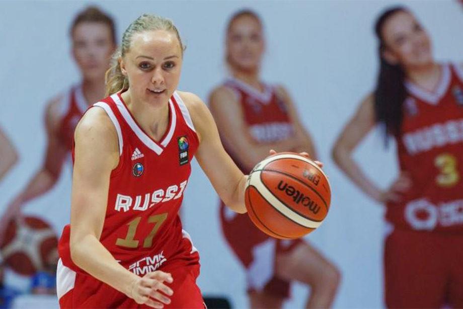 Русские баскетболистки обыграли Албанию сразницей в85 очков