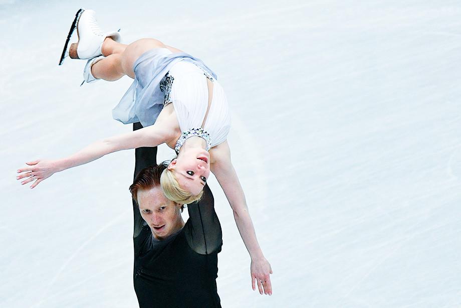 Фигуристы сборной России Тарасова и Морозов будут тренироваться в США