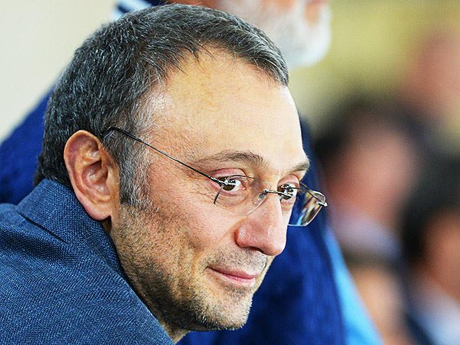 Владелец «Анжи» Сулейман Керимов