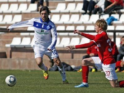 Киевское «Динамо» на сборе в Марбелье проиграло всего один матч