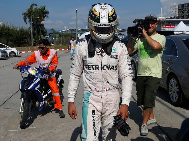 Гран-при Малайзии Формулы-1