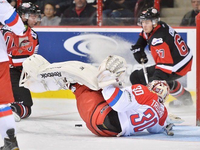 CHL Canada Russia Series. QMJHL – Россия – 2:3