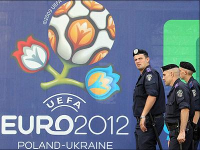 Интересные сюжеты из жизни Украины во время Евро
