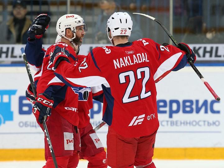 «Локомотив» — ЦСКА — 5:1