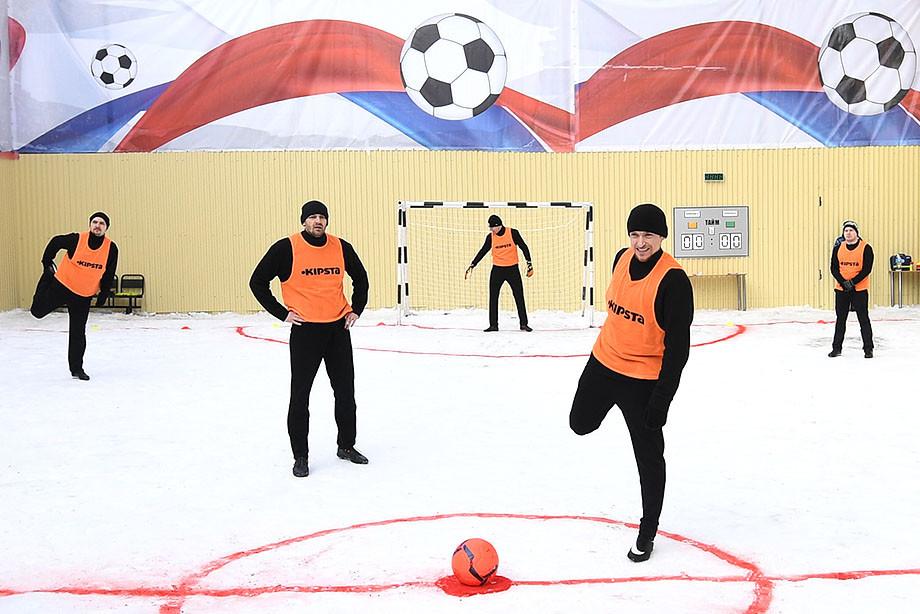 Сокамерники Мамаева возмущены, что их не поблагодарили за футбол. Им это важно