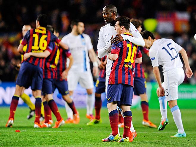 Прогноз ставок на матч «Ман Сити» - «Барселона»