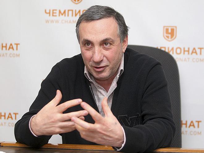 Президент ЦСКА Евгений Гинер