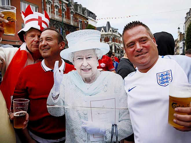Лучшие фото седьмого игрового дня Евро-2016
