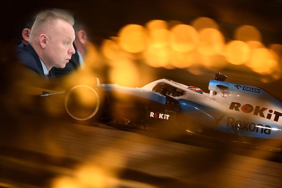 Дожили: великую команду Ф-1 может купить русский олигарх. Для сына