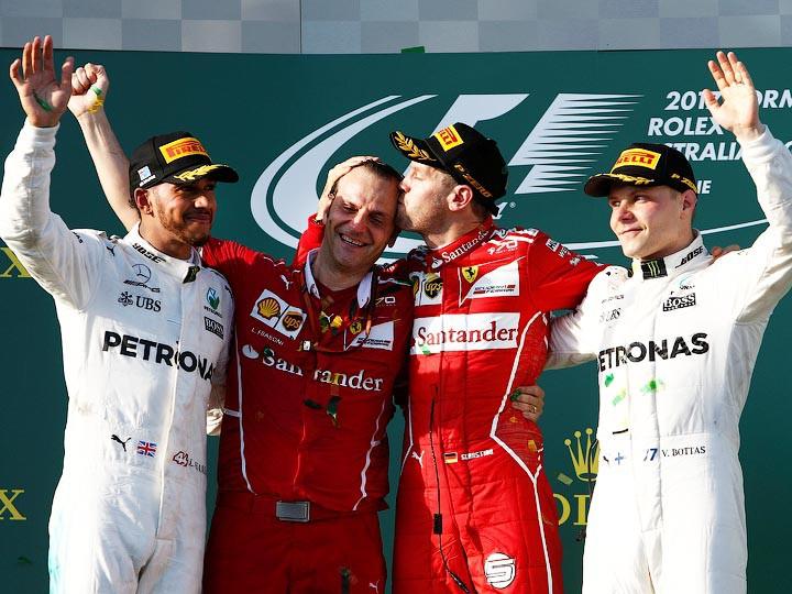 Гран-при Австралии: «Феррари» борется за титул, «Макларен» бросает «Хонду»