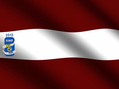 Сборная Латвии станет первым соперником России