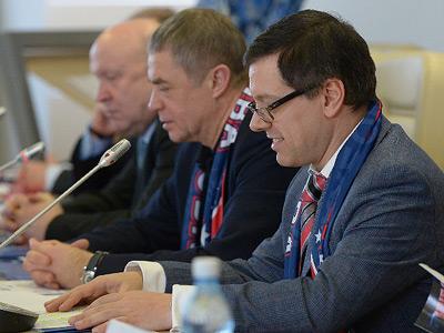 Дмитрий Ефимов – о планах МХЛ