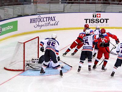 На турнире в Санкт-Петербурге сборная России заняла третье место