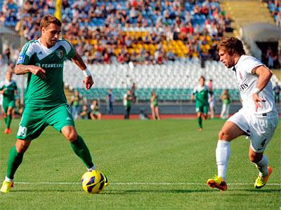 Олег Мищенко в сборной шестого тура