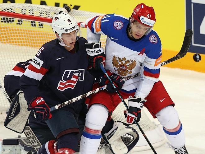 Сборная России на чемпионате мира. Онлайн