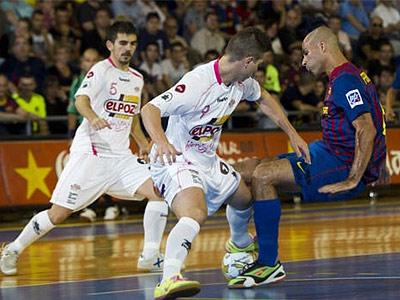 Обзор решающих полуфинальных матчей чемпионата Испании по мини-футболу