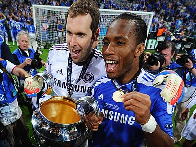 Хит-парад Лиги чемпионов - 2011/2012