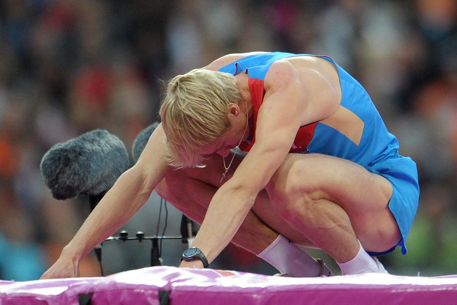 Чемпион Пекина-2008 Андрей Сильнов попал под подозрение ВАДА