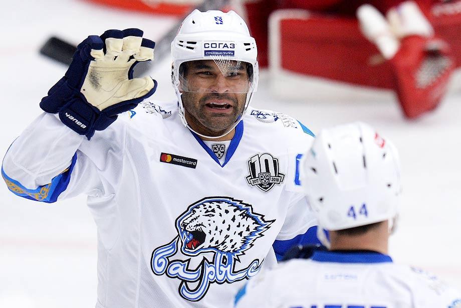 Омский «Авангард» обыграл навыезде новосибирскую «Сибирь» вчемпионате КХЛ