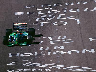 Джордан: Шумахер всё равно сошёл бы в Спа