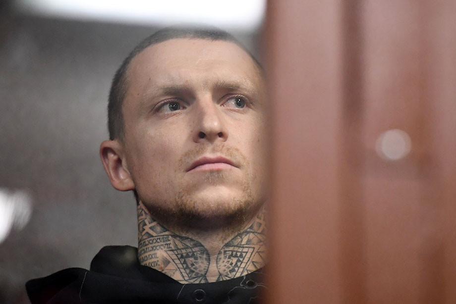 Суд оставил под арестом Александра Кокорина