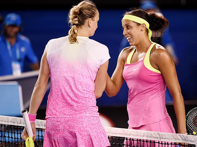 События шестого дня Australian Open