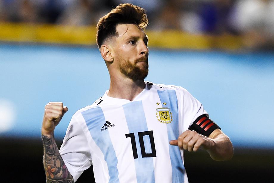 Месси рассказал о возможном завершении карьеры в сборной Аргентины после ЧМ-2018