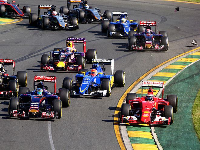 Главные итоги Гран-при Австралии Формулы-1